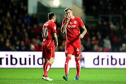 Aden Flint of Bristol City cuts a dejected figure - Mandatory by-line: Dougie Allward/JMP - 05/11/2016 - FOOTBALL - Ashton Gate - Bristol, England - Bristol City v Brighton and Hove Albion - Sky Bet Championship
