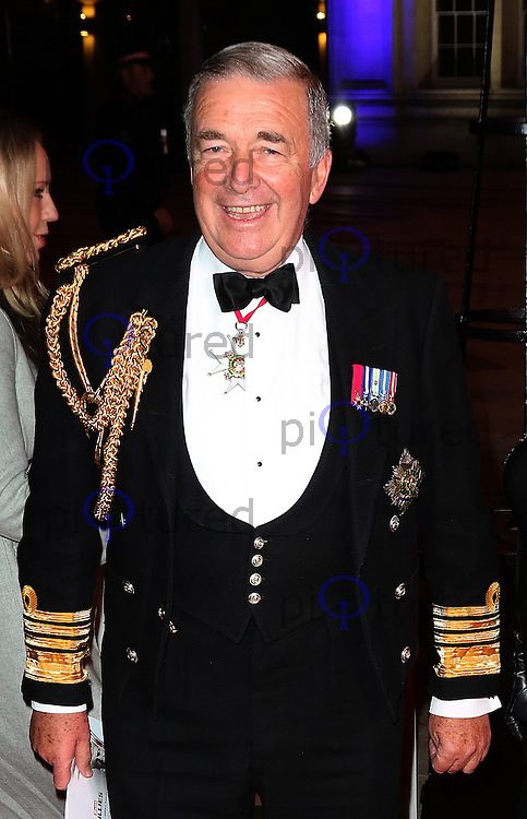 Admiral Lord West, The Sun Military Awards Millies, Guildhall, London UK, 14 December 2016, Photo by Richard Goldschmidt