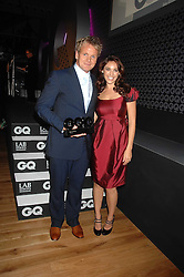 KELLY BROOK and GORDON RAMSAY at the 10th annual GQ Men of the Year Awards held at the Royal Opera House, Covent Garden, London on 4th September 2007.<br /><br />NON EXCLUSIVE - WORLD RIGHTS