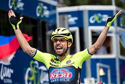 Giovanni Visconti (ITA) of Neri Sottoli Selle Italia KTM during 4th Stage of 26th Tour of Slovenia 2019 cycling race between Nova Gorica and Ajdovscina (153,9 km), on June 22, 2019 in Slovenia. Photo by Matic Klansek Velej / Sportida