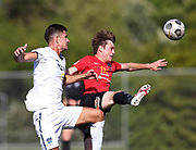ISPS Handa Men's Premiership football match between Canterbury United and Auckland City at English Park in Christchurch on Sunday 13 December 2020. © Copyright image by Martin Hunter / www.photosport.nz