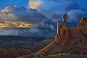 Chimney Rock, Ghost Ranch, Abiquiú, NM