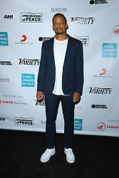 J Erving III at Creative Community For Peace 2nd Annual 'Ambassadors Of Peace' Gala held at Los Angeles on September 26, 2019 in Private Residence, California, United States (Photo by © Jc Olivera/VipEventPhotography.com