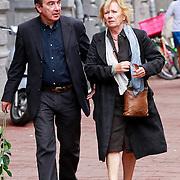 NLD/Amsterdam/20110722 - Afscheidsdienst voor John Kraaijkamp, ...............