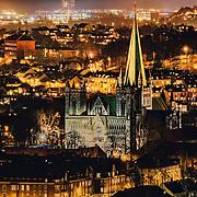www.aziznasutiphotography.com                                 Picture has been taken from utsikten in Trondheim