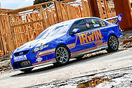 Alex Davidson driver of the #4 Stone Brothers Racing Irwin Tools sponsored V8 Supercar. New race livery for the 2011 season.<br /> 9th December 2010<br /> (C) Joel Strickland Photographics.Use information: This image is intended for Editorial use only (e.g. news or commentary, print or electronic). Any commercial or promotional use requires additional clearance.