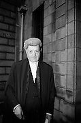 19/05/1966<br /> 05/19/1966<br /> 19 May 1966<br /> Mr Justice Herbert E. Wellwood appointed as new Judge of the Circuit Court. Picture shows Judge well wood after he was sworn in by Chief Justice Mr. Cearbhall Ó Dálaigh at the Supreme Court, Dublin.