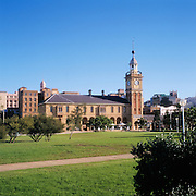 Newcastle Foreshore Park, Customs House, NSW, Australia