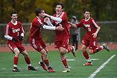 DI Boys Soccer Championship - St. Johnsbury vs. Champlain Valey Union 11/3/18