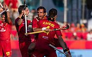 Netherlands Men v Spain Men 220819