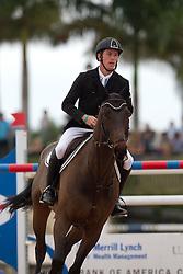 Brash Scott (GBR) - Bon Ami<br /> Horseware GP CSI 2*<br /> Wellington 2012<br /> © Hippo Foto - Cealy Tetly