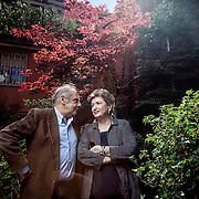 Mara Maionchi e Alberto Salerno