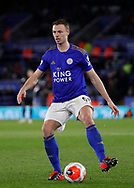 Jonny Evans of Leicester City during the Premier League match at the King Power Stadium, Leicester. Picture date: 9th March 2020. Picture credit should read: Darren Staples/Sportimage