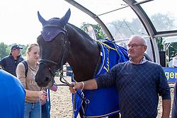Van Gorp Alois, BEL, Querido VG<br /> CHIO Aachen 2021<br /> © Hippo Foto - Sharon Vandeput<br /> 26/09/21