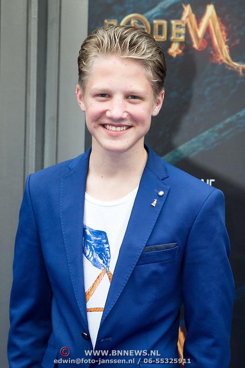 NLD/Amsterdam/20150620- Filmpremiere Code M, Joes Brauers