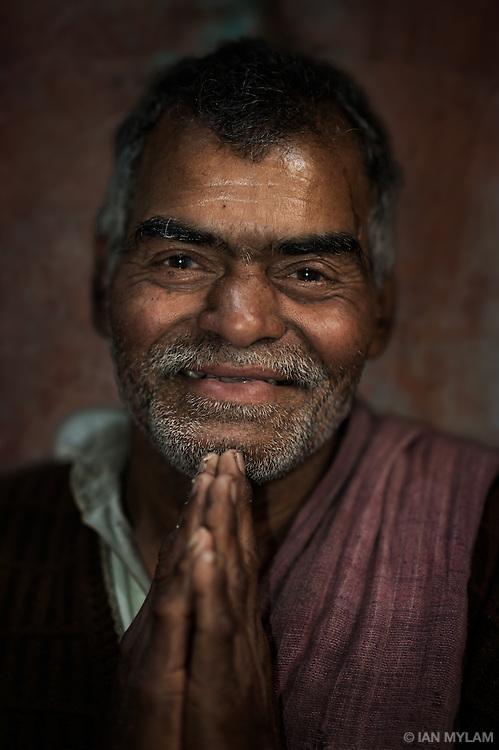 Street Vendor - Old Delhi, India