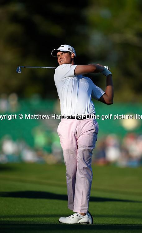 Harris ENGLISH (USA) during first round US Masters 2014,Augusta National,Augusta, Georgia,USA.