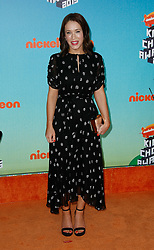 March 23, 2019 - Los Angeles, CA, USA - LOS ANGELES, CA - MARCH 23: Marla Sokoloff attends Nickelodeon's 2019 Kids' Choice Awards at Galen Center on March 23, 2019 in Los Angeles, California. Photo: CraSH for imageSPACE (Credit Image: © Imagespace via ZUMA Wire)