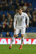John Swift, England U21 during the UEFA European Championship Under 21 2017 Qualifier match between England and Switzerland at the American Express Community Stadium, Brighton and Hove, England on 16 November 2015. Photo by Phil Duncan.