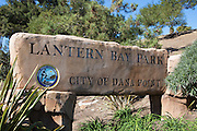 Lantern Bay Park in Dana Point