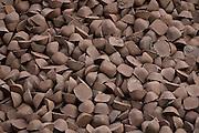 Sete Lagoas_MG, Brasil...Detalhes de lingotes de ferro-gusa, Minas Gerais...Some pig iron ingots in Sete Lagoas, Minas Gerais...Foto: LEO DRUMOND / AGENCIA NITRO