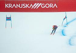 Federica Brignone (ITA) competes during 2nd Run of Ladies' Giant Slalom at 57th Golden Fox event at Audi FIS Ski World Cup 2020/21, on January 16, 2021 in Podkoren, Kranjska Gora, Slovenia. Photo by Vid Ponikvar / Sportida