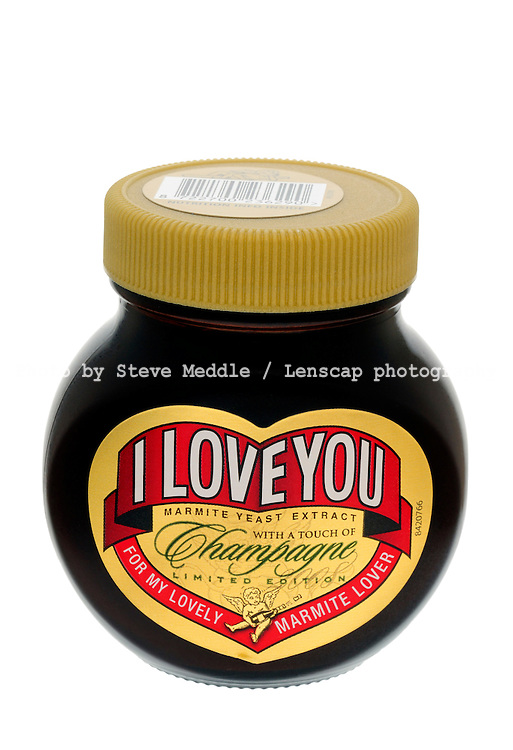 Jar of Marmite, Special Edition, I Love You