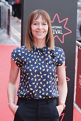 Edinburgh International Film Festival 2019<br /> <br /> Mrs Lowry (UK Premiere, closing night gala)<br /> <br /> Pictured: Kate Dickie<br /> <br /> Alex Todd   Edinburgh Elite media