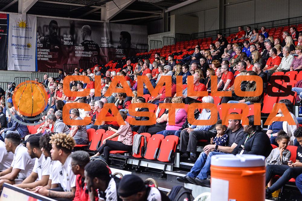 Tifosi, Pubblico, Spettatori,<br /> Leicester Riders BC - Banco di Sardegna Dinamo Sassari<br /> Fiba Europe Cup Gruppo H 2018-2019<br /> Leicester, 17/10/2018<br /> Foto L.Canu / Ciamillo-Castoria