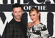 """13 February 2020 - Hollywood, California - Adam Fergus and Hayley Erin at the World Premiere of twentieth Century Studios """"The Call of the Wild"""" Red Carpet Arrivals at the El Capitan Theater."""