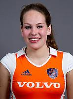 Den Bosch - 2012 Jong Oranje dames , U18, Rosalie de Beer.   COPYRIGHT KOEN SUYK