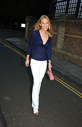 IMOGEN LLOYD WEBBER at Sir David & Lady Carina Frost's annual summer party held in Carlyle Square, Chelsea, London on 5th July 2006.<br /><br />NON EXCLUSIVE - WORLD RIGHTS