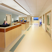 Kaiser Permanente South Sacramento Expansion Healthcare Infrastructure - Architectural Example of Chip Allen Photography.