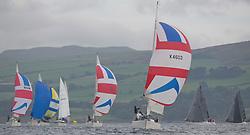 Caledonia MacBrayne Largs Regatta Week 2016<br /> <br /> GBR4603, Vendeval, Colin Greer, HSC, Sigma 33<br /> <br /> Credit Marc Turner / PFM Pictures.co.uk