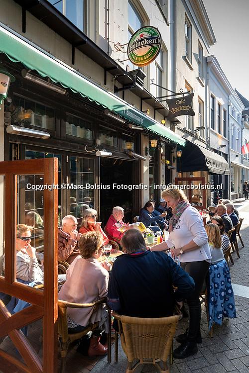 Nederland,  Den Bosch, cafe het Bosschenaartje