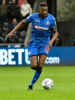 Football - 2018 / 2019 Sky Bet EFL Championship - Swansea City vs. Bolton Wanderers<br /> <br /> Sammy Ameobi of Bolton Wanderers on the attack, at The Liberty Stadium.<br /> <br /> COLORSPORT/WINSTON BYNORTH