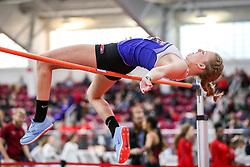 women high jump, UMass Lowell<br /> BU John Terrier Classic <br /> Indoor Track & Field Meet