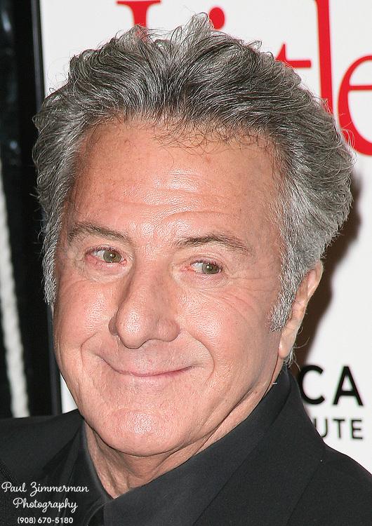 15 December 2010 - New York, NY -  Dustin Hoffman.  The world premiere of 'Little Fockers' at Ziegfeld Theatre on December 15, 2010 in New York City. Photo Credit: Paul Zimmerman/AdMedia