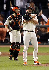 20101027 - World Series Game 1 - Texas Rangers at San Francisco Giants (Major League Baseball)