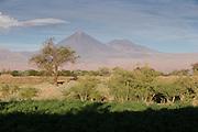 Lascar Volcano, Atacama Desert, Chile, South America