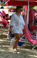 EXCLUSIVE: Wayne and Coleen Rooney are spotted boarding a skiff with two of their boys and Coleen's parents. 30 May 2017 Pictured: Wayne Rooney, Coleen Rooney. Photo credit: Queensofthenorth/MEGA TheMegaAgency.com +1 888 505 6342