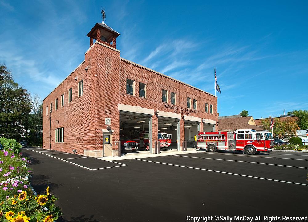 Waterbury Fire Station