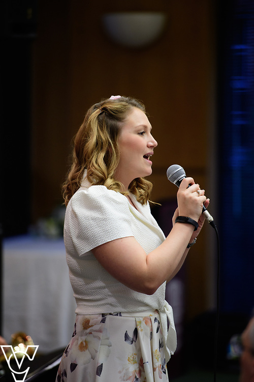 Miller Magic featuring Nikki Keetley<br /> <br /> North Kesteven District Council's Veteran's Evening.<br /> <br /> Picture: Chris Vaughan Photography for NKDC<br /> Date: June 29, 2018