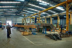 Linha de montagem da Librelato, em Criciúma , Santa Catarina. FOTO: Jefferson Bernardes/Preview.com