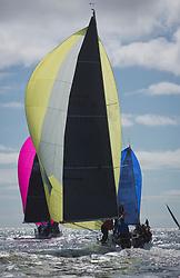 Clyde Cruising Club's Scottish Series 2019<br /> 24th-27th May, Tarbert, Loch Fyne, Scotland<br /> <br /> Day 1, GBR9214R, Jammin, Fairlie Yacht Club, J92<br /> <br /> Credit: Marc Turner / CCC