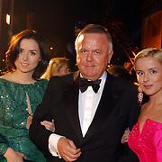 Miljonairfair 2004, Harry Mens en dochter Suze en Marlous