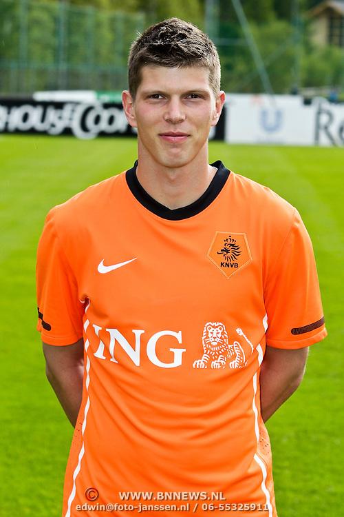 AUS/Seefeld/20100529 - Training NL Elftal WK 2010, Klaas Jan Huntelaar