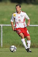 FOOTBALL - FRIENDLY GAMES 2010/2011 - STADE BRESTOIS v FC ISTRES - 09/07/2010 - PHOTO ERIC BRETAGNON / DPPI - YVAN BOURGIS (BREST)