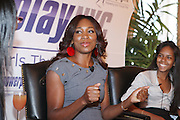 7 July 2010- New York, NY- Venus Williams at The Yale Club for Power Play: Empowering Girls through Play with Tennis Icon Venus Williams as she begins her promotion of her new book ' Come to Win ' published by HarperCollins, on July 7, 2010 in New York City.