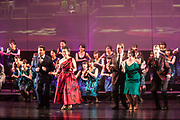 Verdi'a La Traviata in the Philharmonia Orchestra's production at the Rose Theater at Jazz at Lincoln Center.